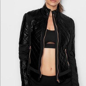 Victoria Sport Quilted Moto Jacket